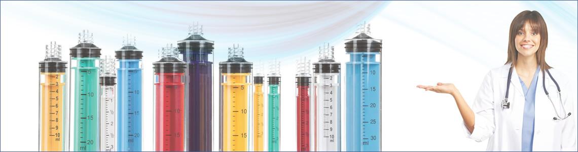 Polycarbonate Syringes