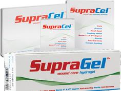 SupraCel Wound Care Hydrogel